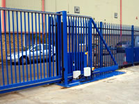 Automatic & manual gates picture