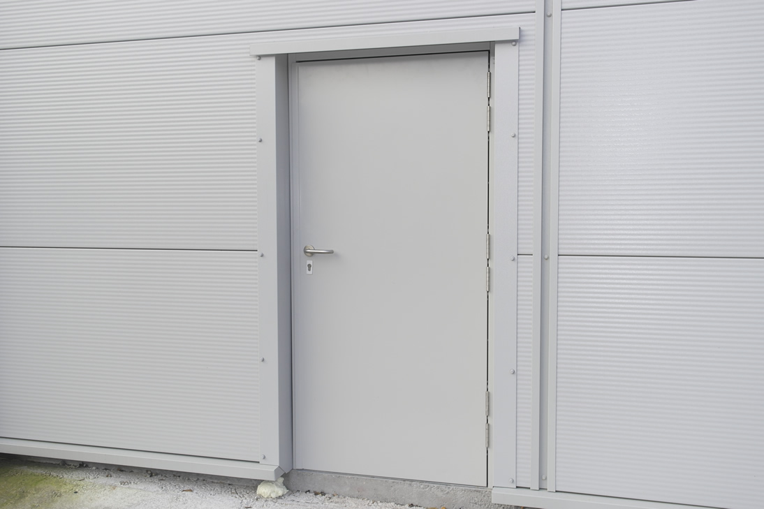 Gallery Automatic Security Barriers Industrial Sliding