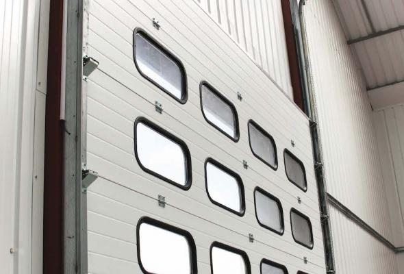 Sectional Insulated Doors